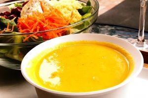 ガルバンソーのスープ